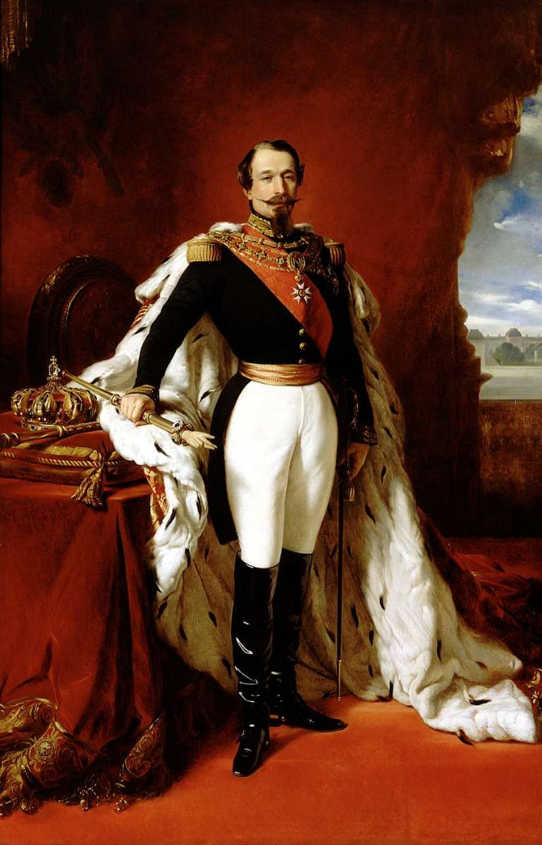 pORTRAIT Officiel Napoléon III par Winterhaler.jpg
