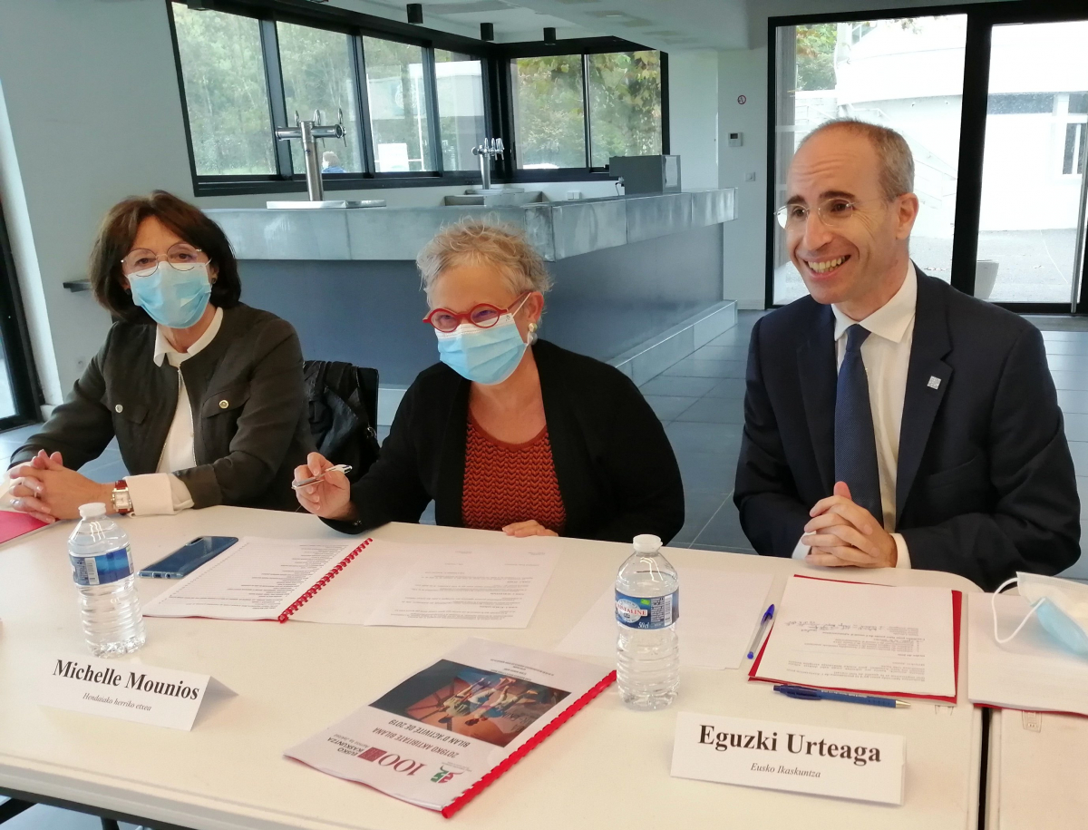 L'actualité d'Eusko Ikaskuntza et de l'Institut Culturel Basque