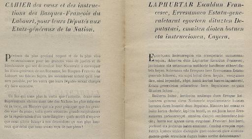 Quand les Cahiers de doléances de Bordeaux, Mont-de-Marsan et Ustaritz réclamaient l'abolition de l'esclavage