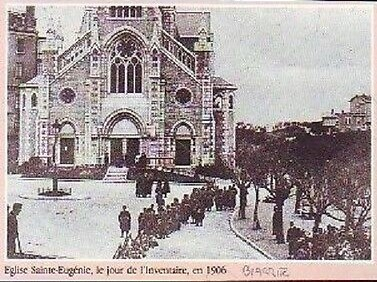 Février 1906: le Pays Basque défend ses églises contre les spoliations républicaines
