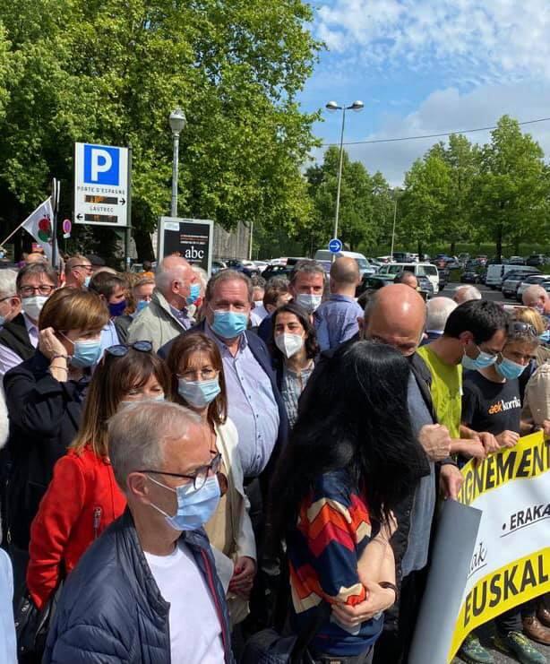 Pays Basque : suite du bras de fer entre l'euskara et l'Éducation nationale, lettre de parlementaires au Chef de l'Etat