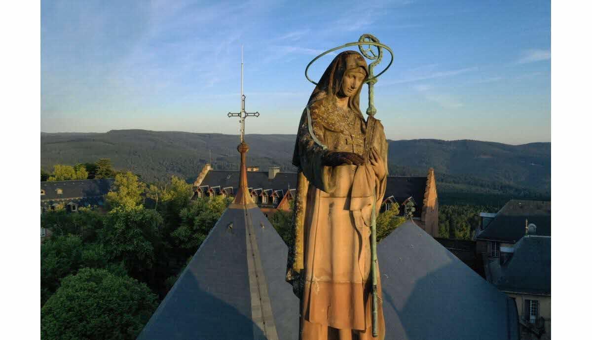 Sainte Odile en Alsace célèbre ses 1300 ans