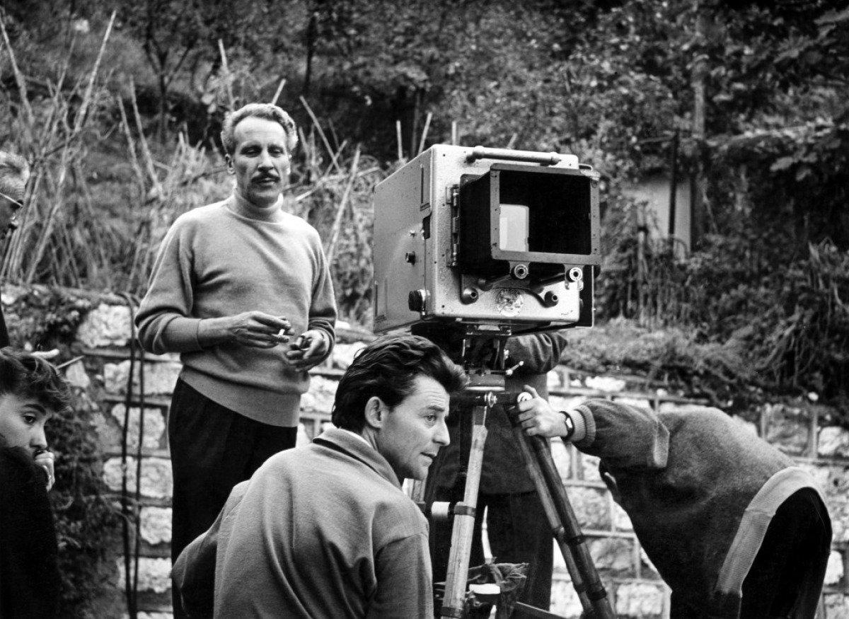 zCinéma2 Jacques Becker en tournage.jpg