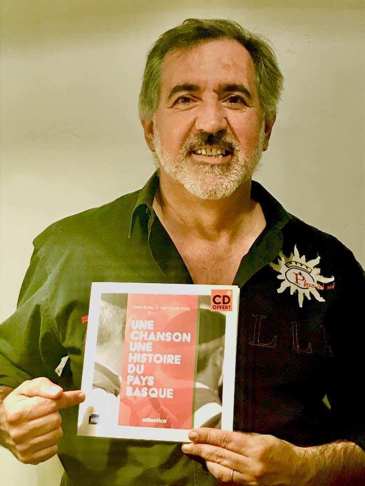 Gorka Robles et Jean-Claude Mailly, chansons et histoires du Pays Basque