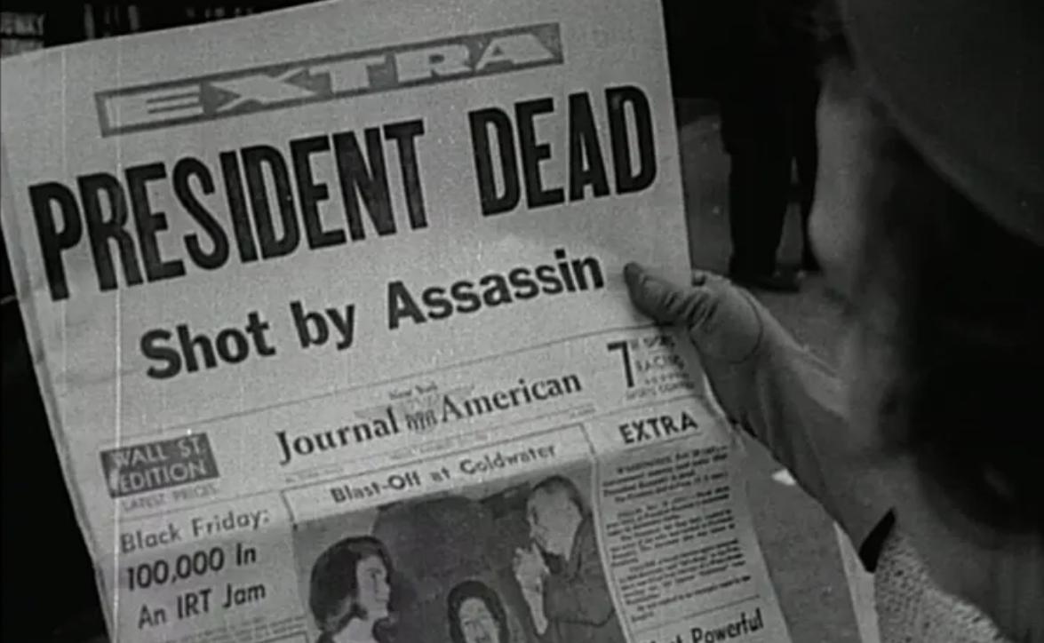 zCinéma2 Oliver Stone annonce mort Kennedy.jpg