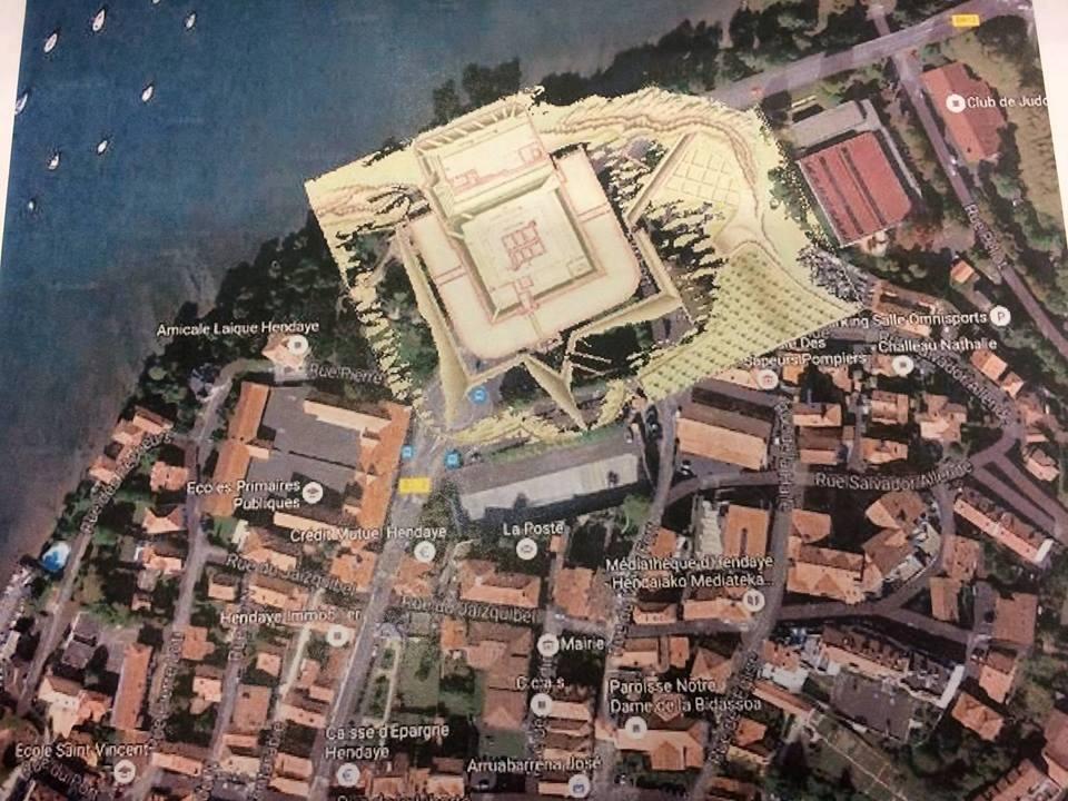 Journée du Patrimoine : Le Fort d'Hendaye