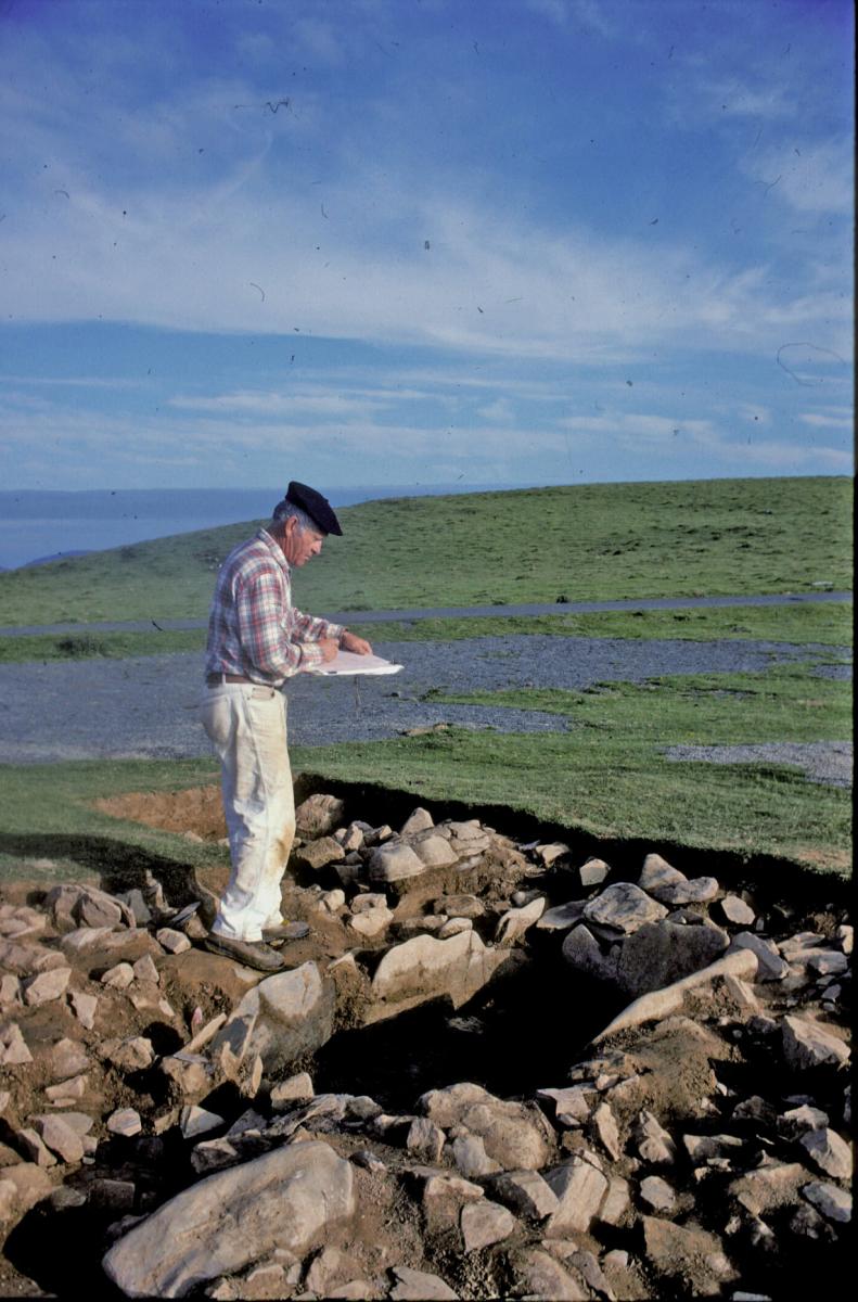 In Mémoriam : Jacques Blot, médecin et archéologue
