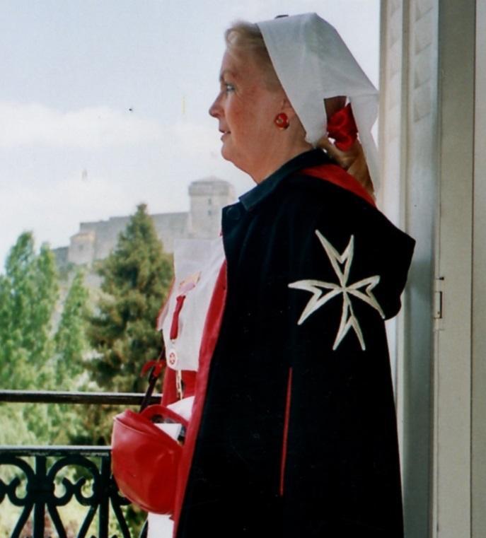 En souvenir de Marie-France d'Abbadie, au service des pauvres et des malades