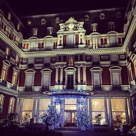 Hôtel du Palais : « Nuits de princes » aux sonorités tziganes à Noël