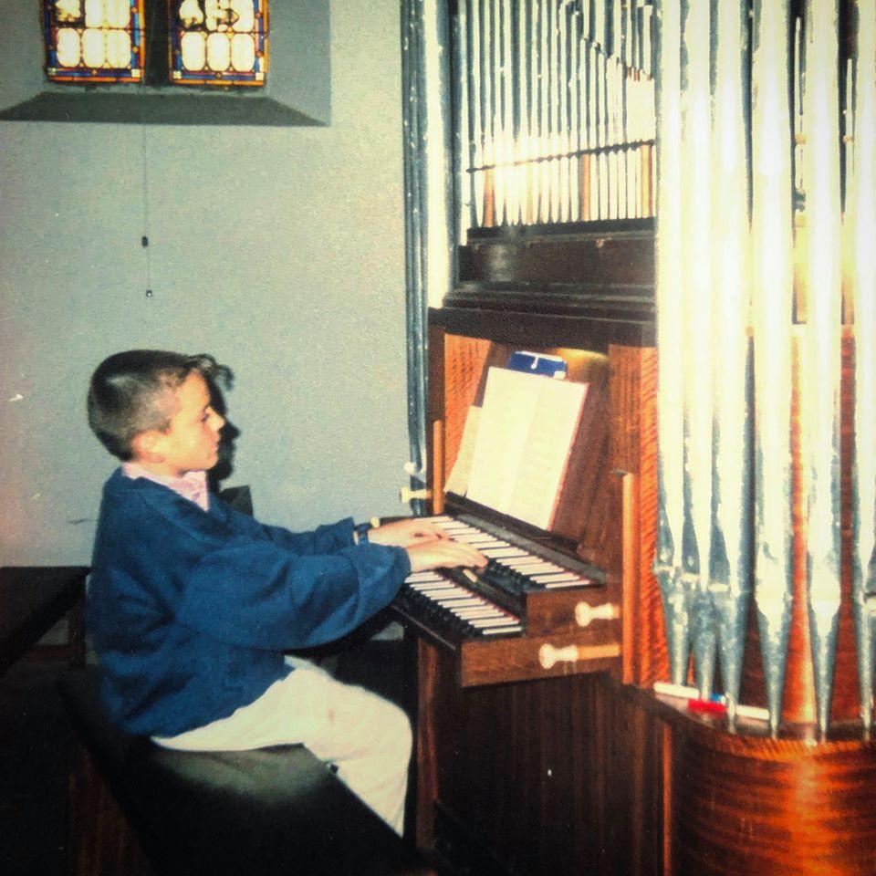 Quand l'organiste basque Thomas Ospital œuvre au profit de l'Institut Pasteur