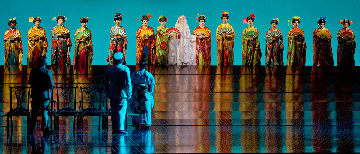 Samedi à Biarritz : Madama Butterfly en direct du Metropolitan Opera de New-York