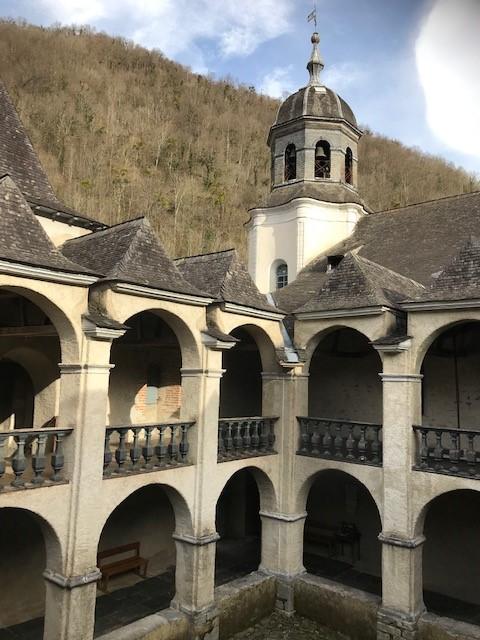 Appel aux dons pour la restauration du Monastère de Sarrance
