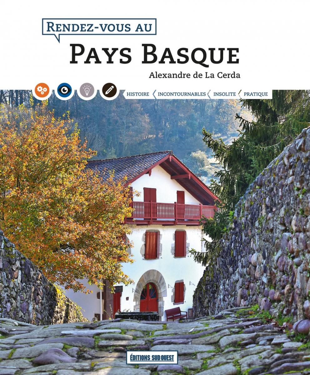 Un livre d'art, d'histoire et de découverte du Pays Basque