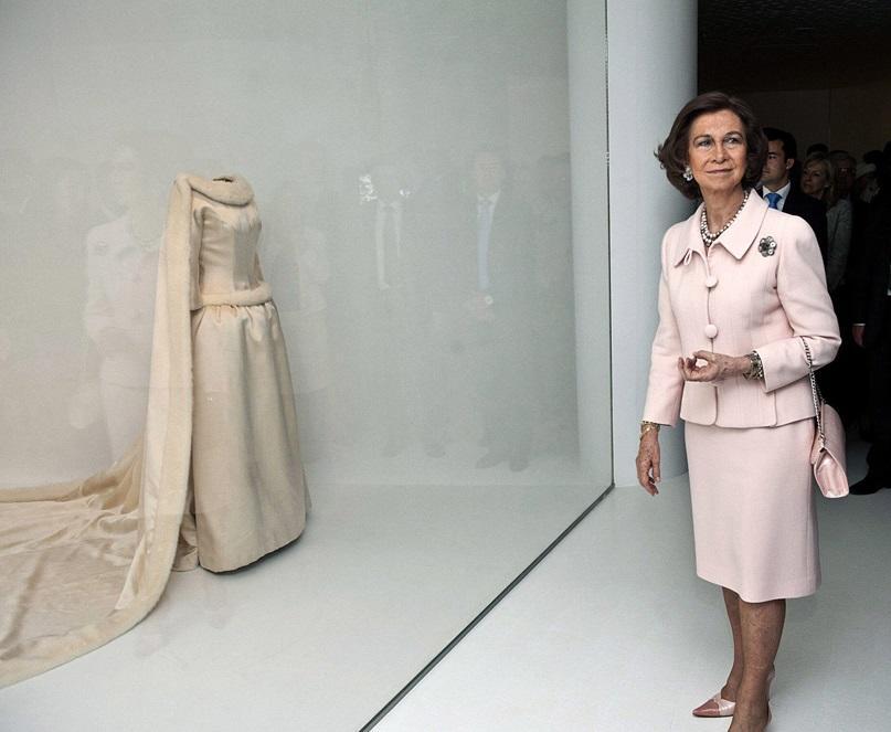 Hubert de Givenchy eût aimé inaugurer la nouvelle expo du Musée Balenciaga