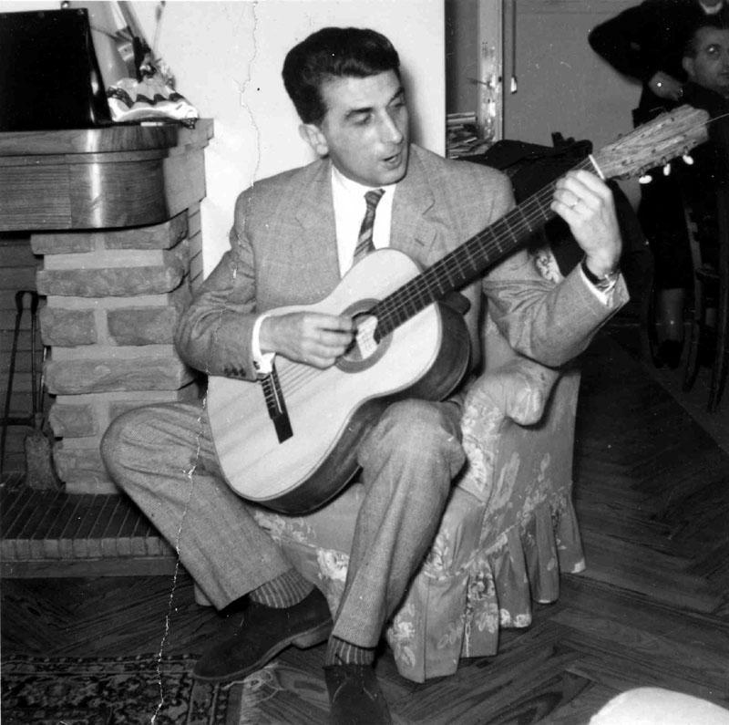 Le centenaire de Michel Labéguerie, acteur culturel et politique du Pays Basque