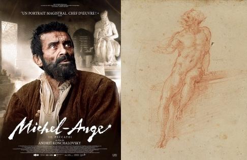 Andreï Konchalovsky: Michel-Ange, marbre et Carrare.