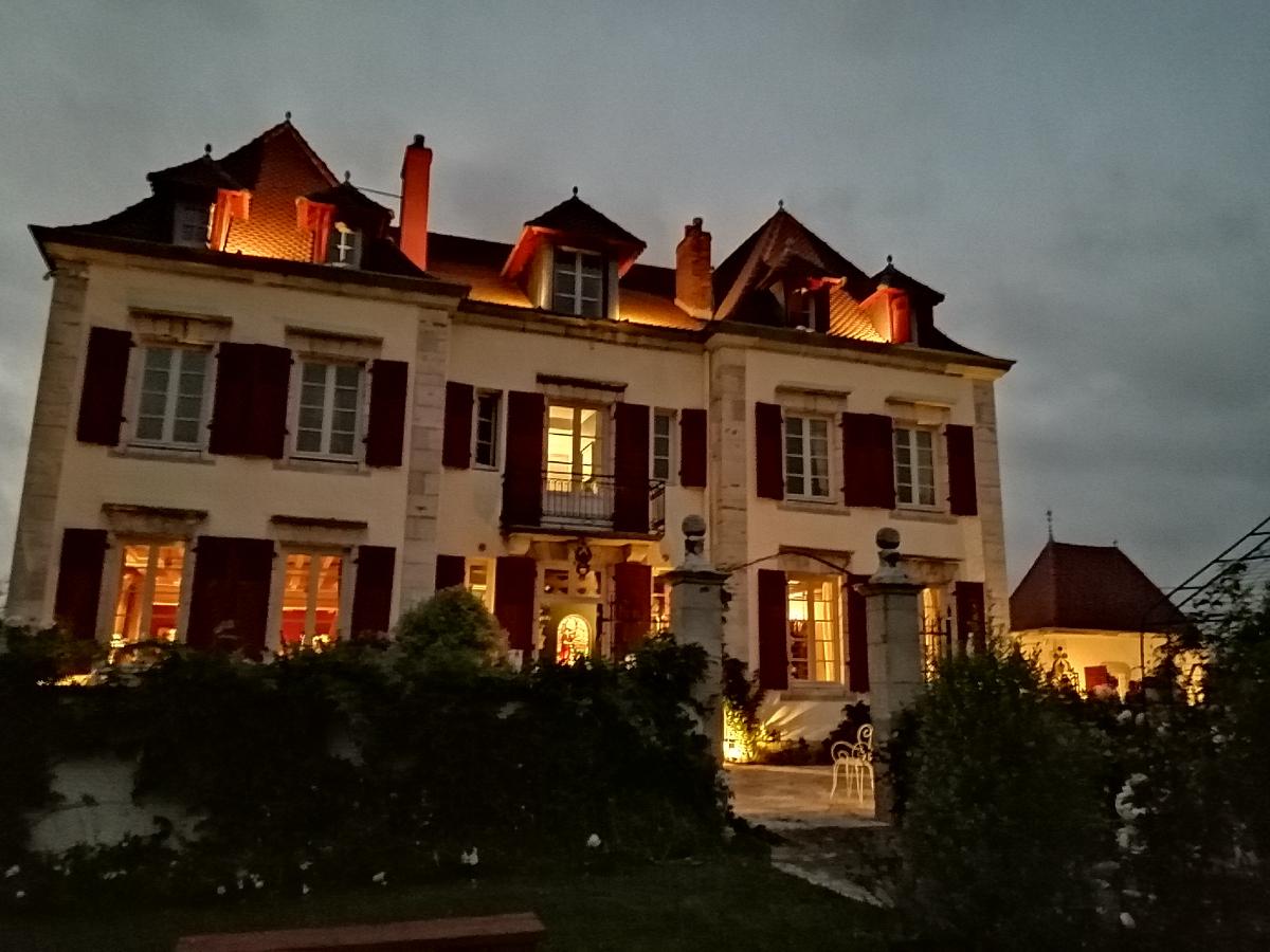 Soirée des belles demeures de la Côte Basque au domaine de Castanche
