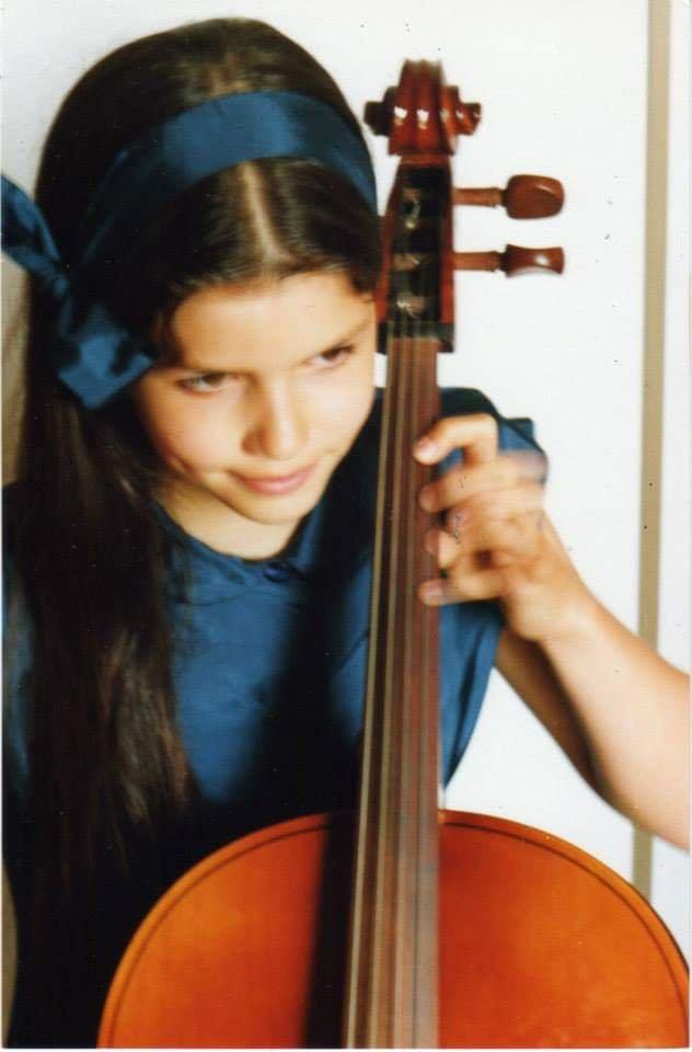 Premiers émois musicaux : la violoncelliste Maitane Sebastián