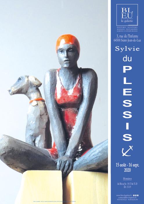 Sylvie du Plessis et Yong-Man Kwon, deux artistes de la Marine à Saint-Jean-de-Luz
