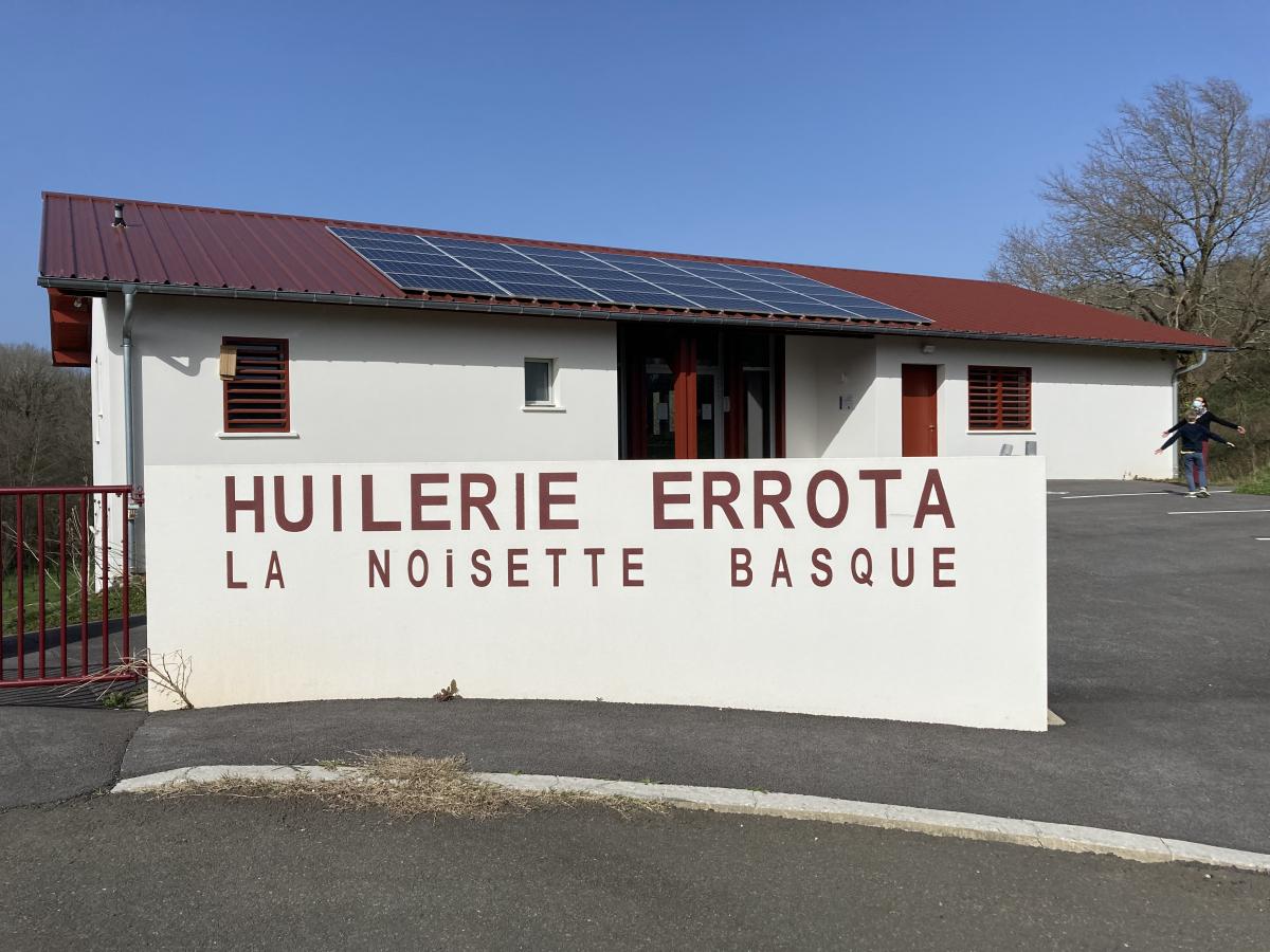 Saint-Pée-sur-Nivelle / Senpere: la noisette basque