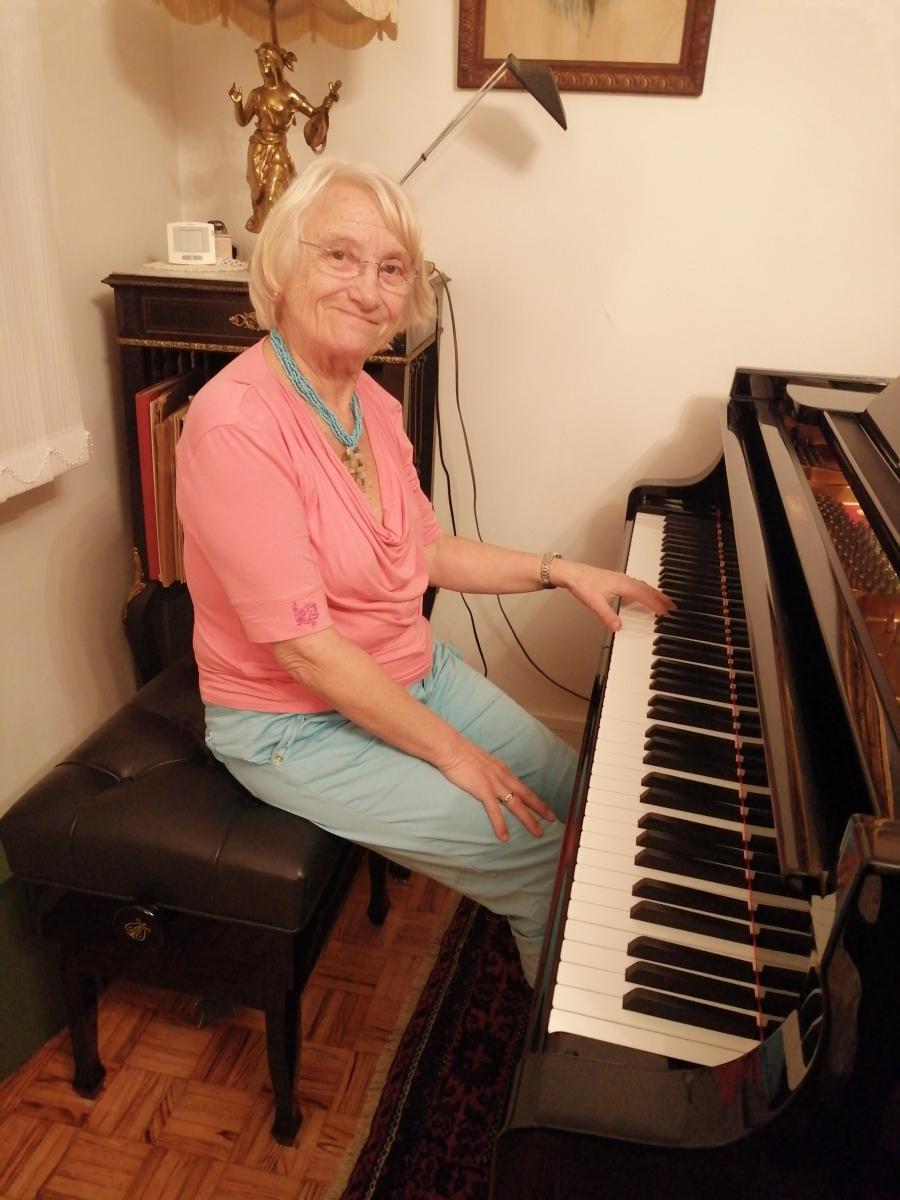 Elisabeth Lamarque, pianiste et pédagogue (3) : sa vie professionnelle à Paris