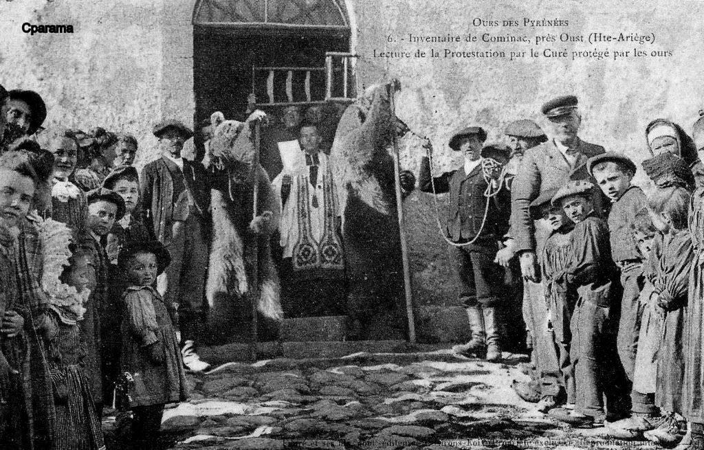 zHistoire-Pyrénées-Inventaires le curé protégé par les ours.jpg