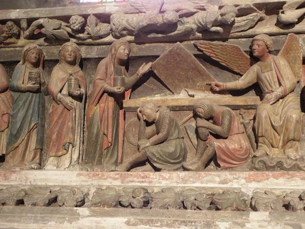 zTradition1 Les Saintes Femmes au Tombeau du christ (Jubé du Bourget du Lac).jpg
