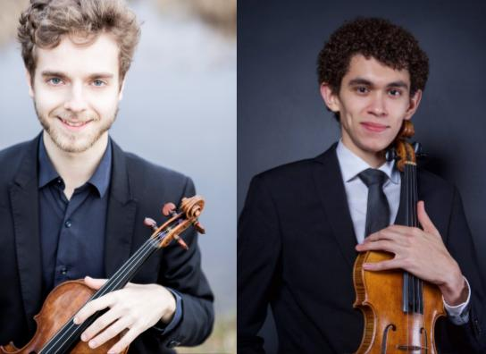 Mozart, Haydn, Webern, Bartok par l'Orchestre Symphonique du Pays Basque