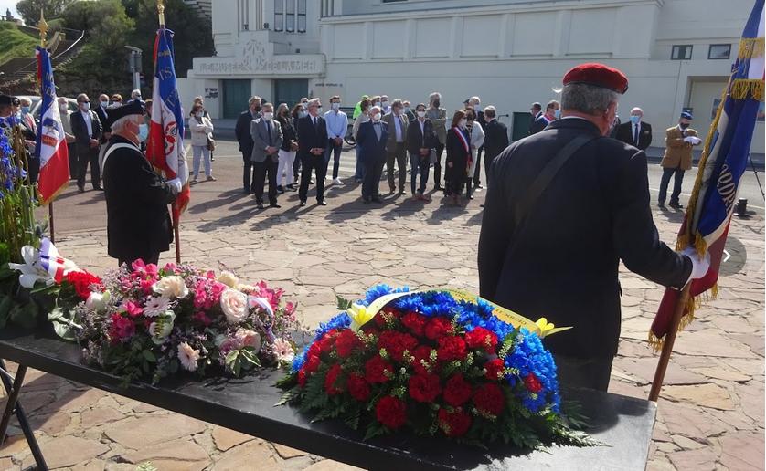 Biarritz et l'Association Agur Arménie ont commémoré  le 106ème anniversaire du génocide des Arméniens