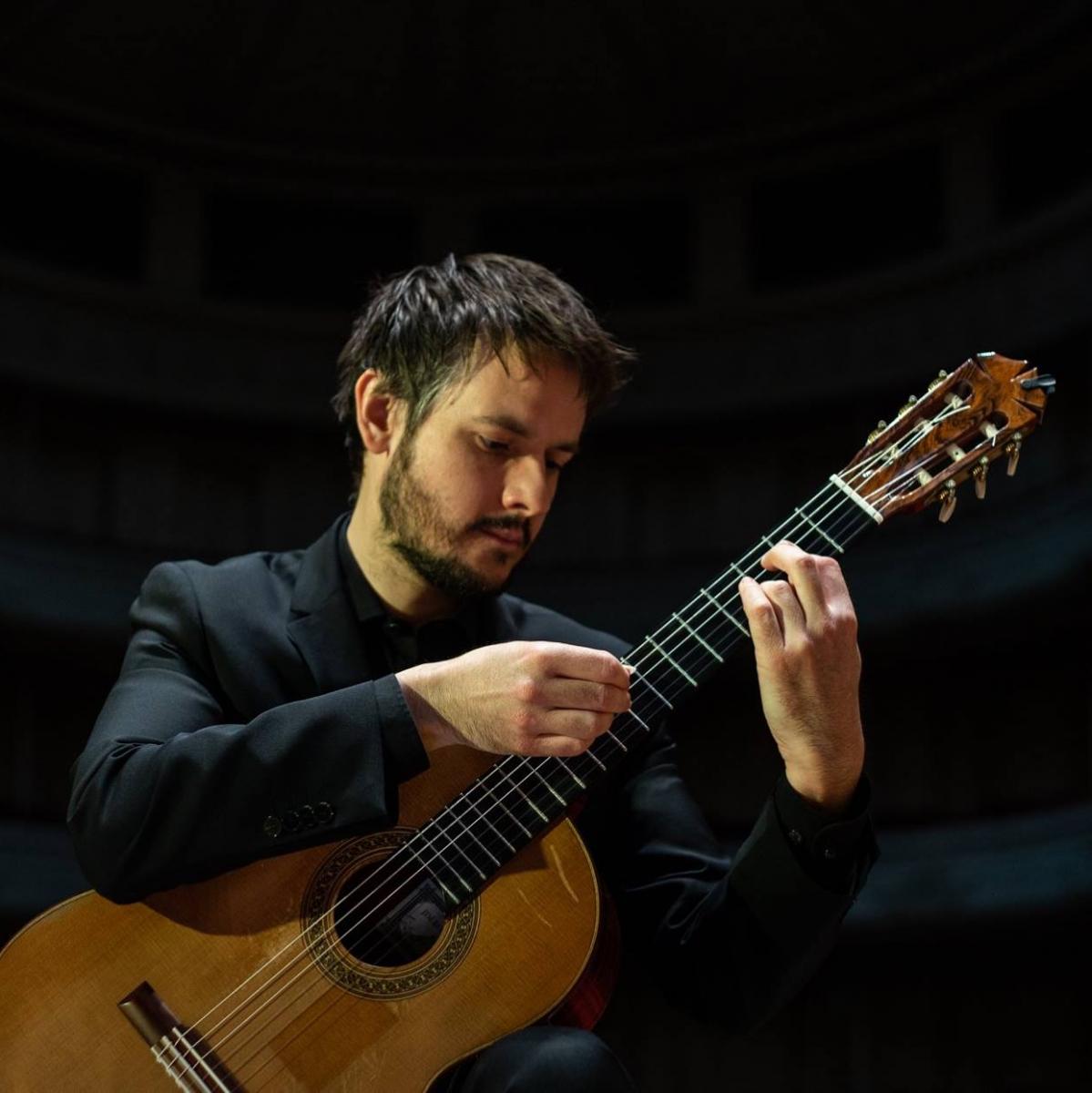 Lahontan, Salies-de-Béarn, Orthez et Navarrenx: le 4ème Festival International de Guitare