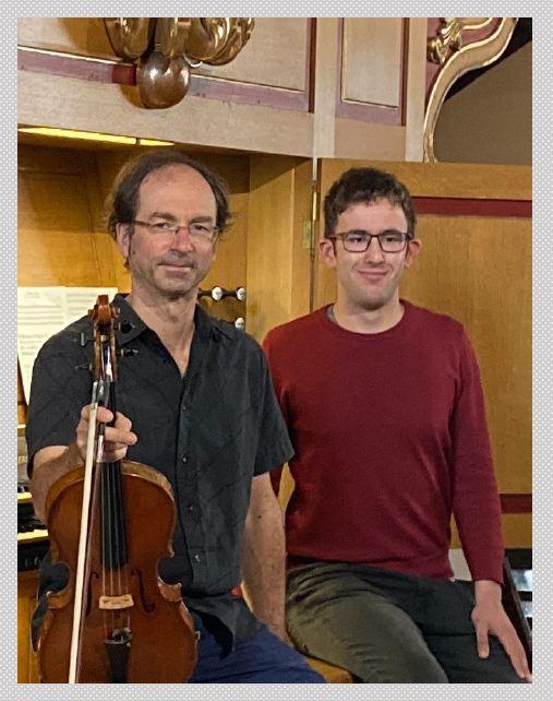 Hendaye: Ximun Sorzabalbere, orgue et Yann Seyrac, alto, clôturent l'Eté de l'orgue ce dimanche