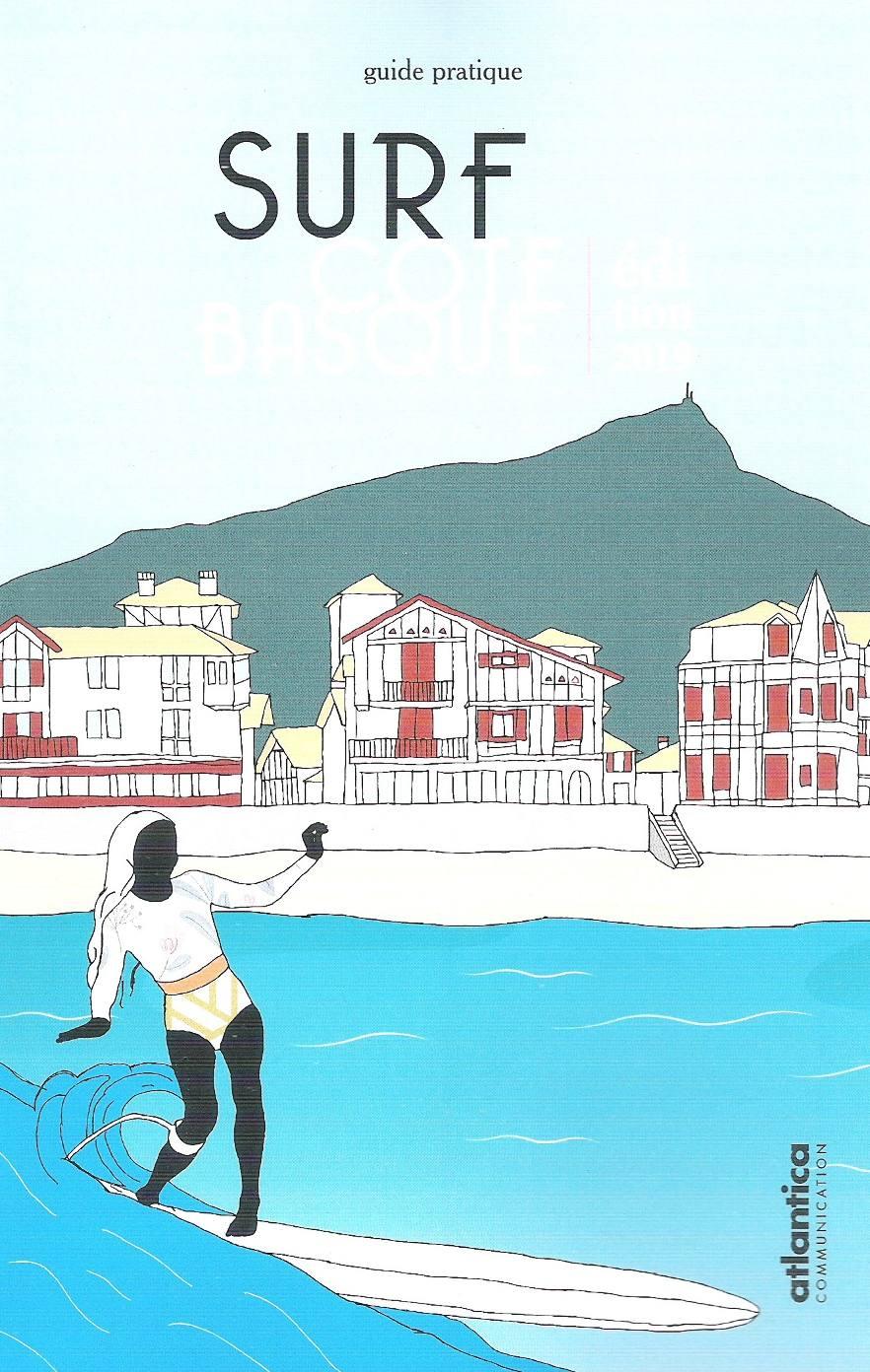 Guides pour l'été : le surf et la langue basque