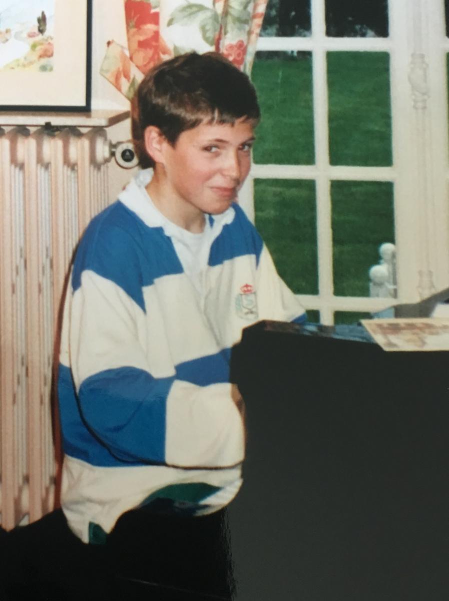 Premiers émois musicaux : Thomas Valverde, pianiste, compositeur et producteur