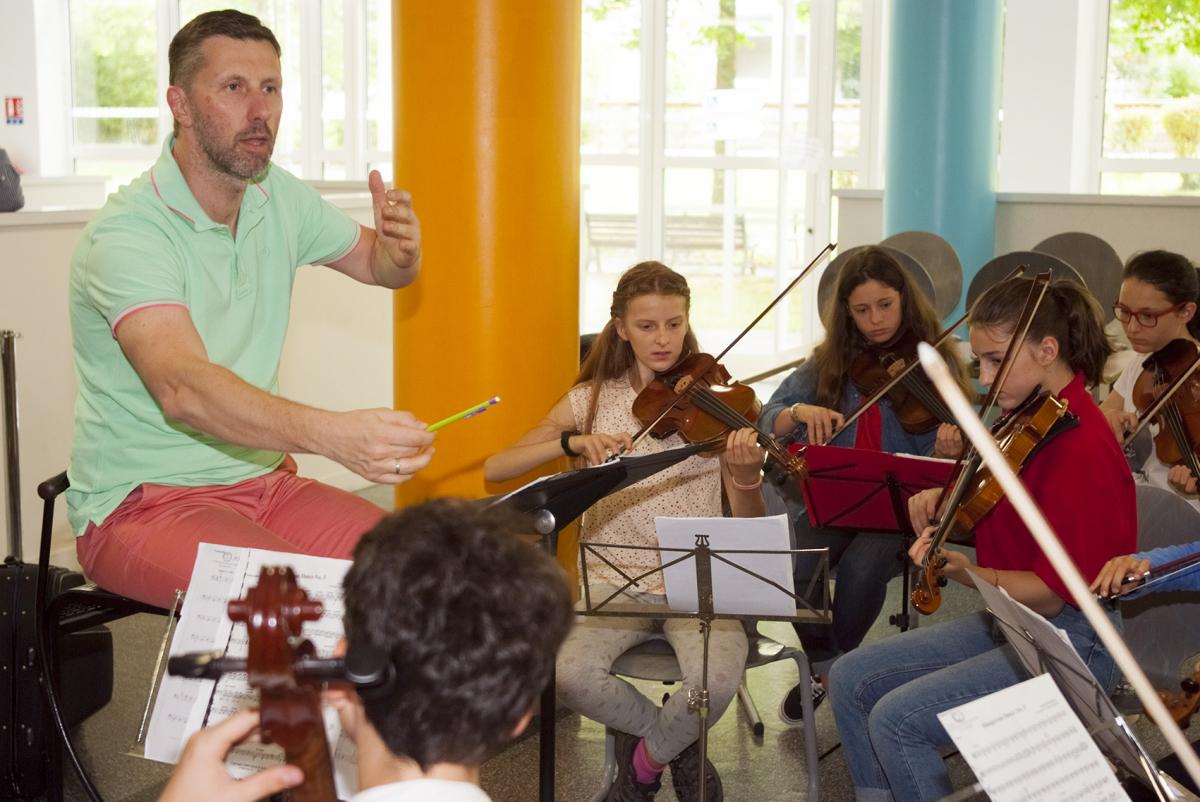 Académie Internationale de Musique de Biarritz: un stage de musique en mode majeur