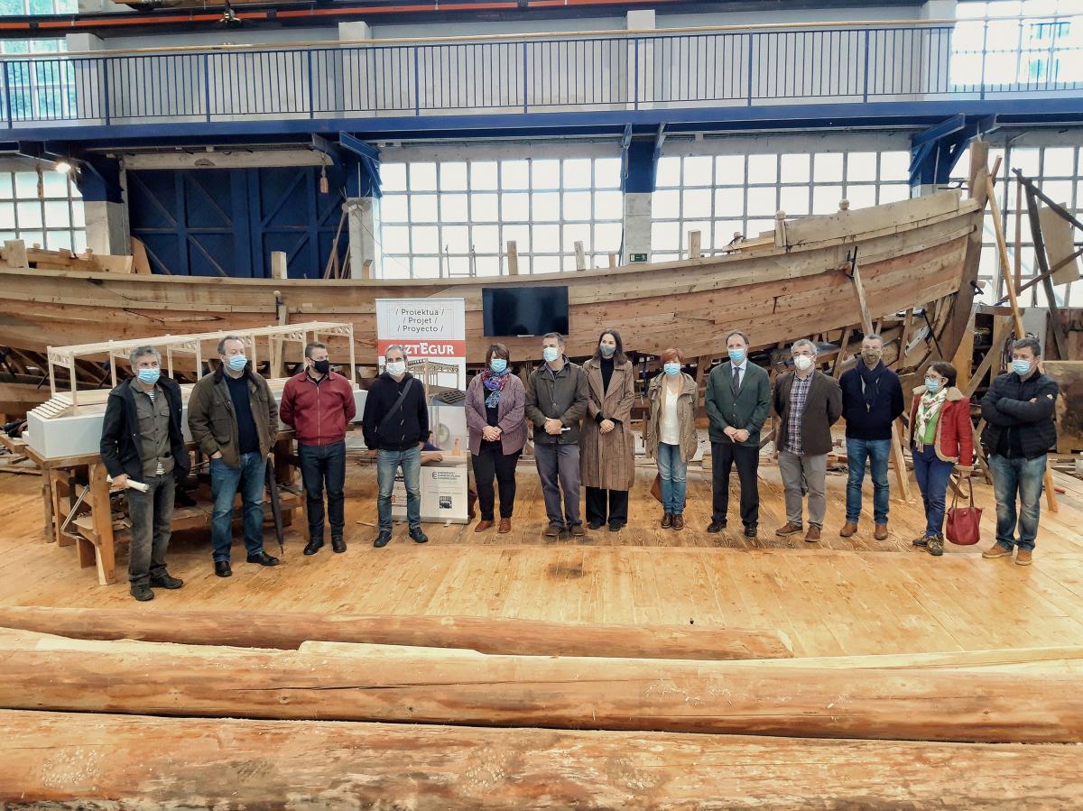 Pasaia, Ciboure, Bordeaux : Marine et navires historiques à l'honneur