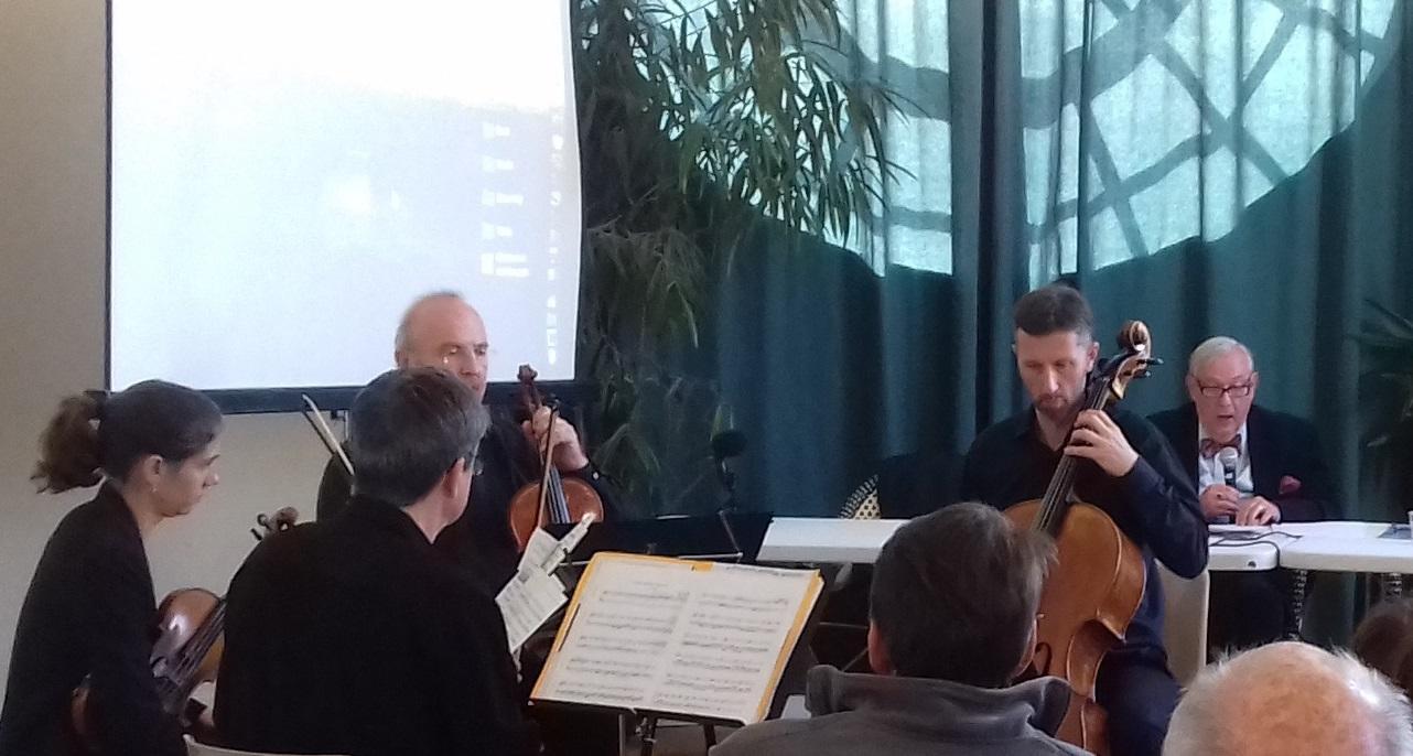 D'Arnaga à Arcangues et Bidart : le Festival « Quatuor en Pays Basque »