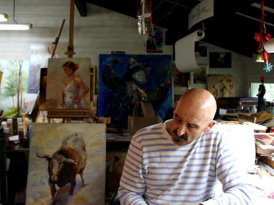Pentecôte à Seignosse-Océan : Miguel Etxebarria vous invite à son vide-atelier