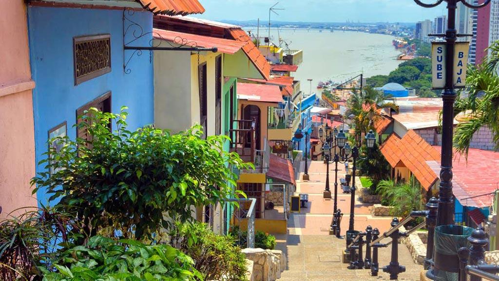 Las Peñas, quartier historique de Guayaquil.jpg