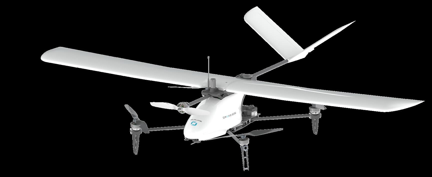 Drone Volt : vers une nouvelle commande de l'Heliplane
