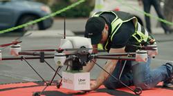 Uber Eats réalise une livraison par drone grâce à la technologie VOXL