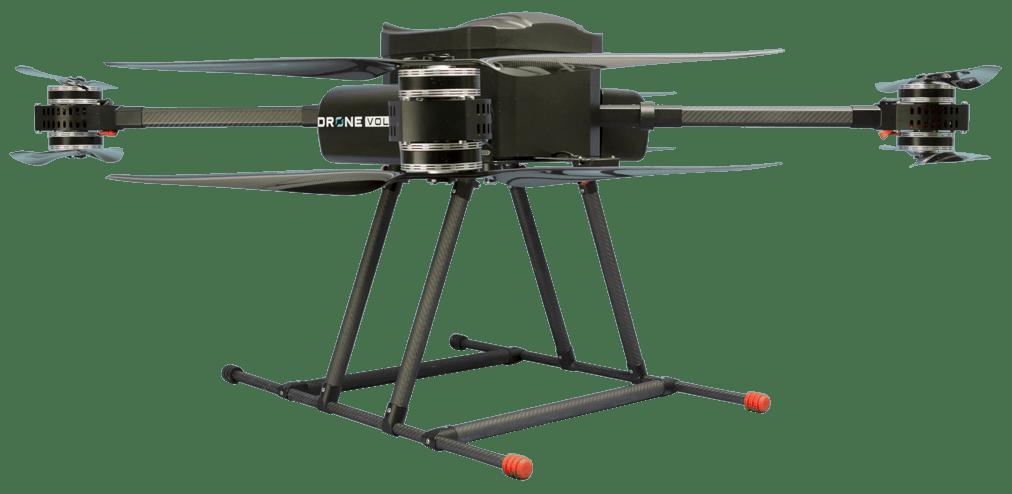 Nouveaux contrats pour Drone Volt