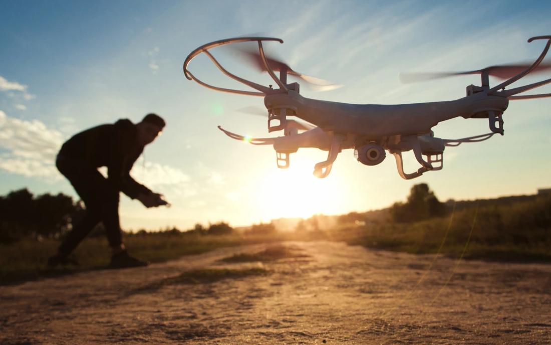 Belgique :  vers un contrôle aérien des drones