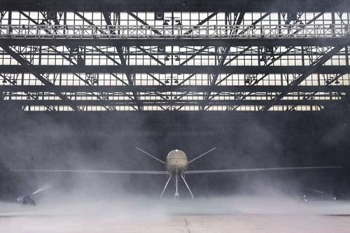 L'Indonésie dévoile son drone Male