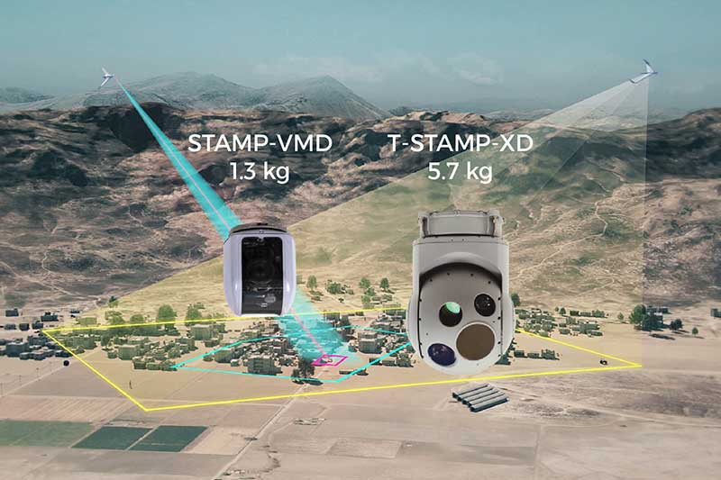 Singapore Airshow: Controp présente de nouveaux capteurs pour drones