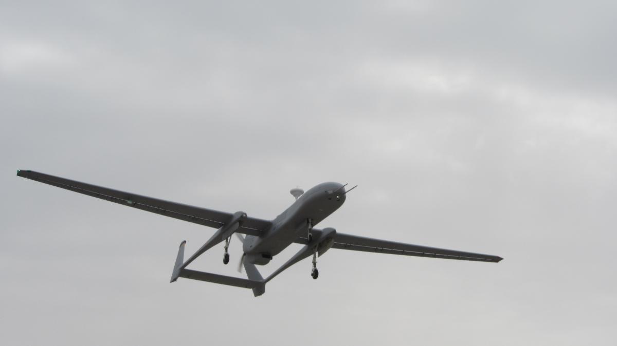 Singapore Airshow: IAI dévoile le Heron Mk II