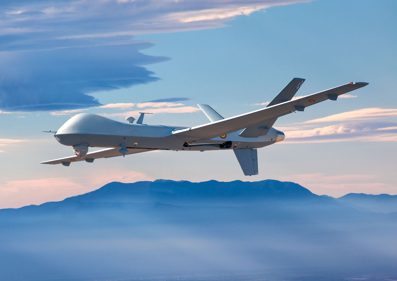 L'Espagne prépare l'arrivée du drone Predator-B