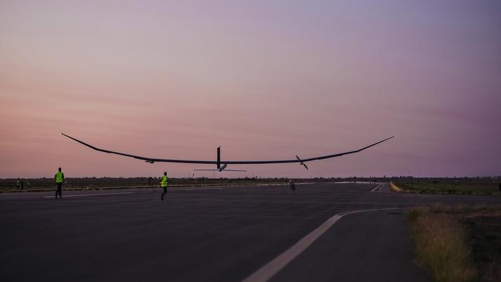 BAE Systems: le PHASA-35 réalise son premier vol