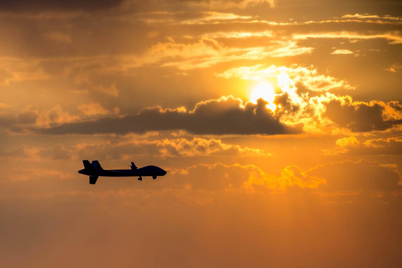 Un vol transatlantique pour le SkyGuardian