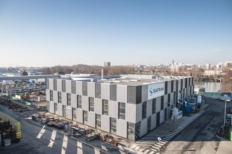 Safran inaugurates new research centre