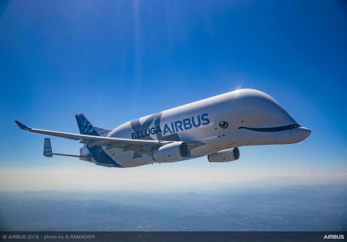 Airbus BelugaXL enters into service